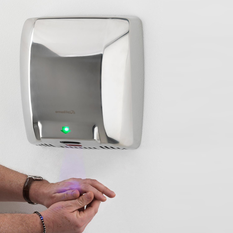Armadillo Tough Hand Dryer